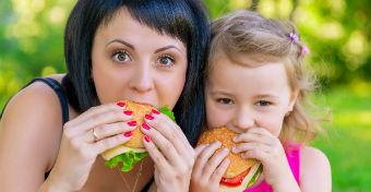 A gyereked az, amit megeszel