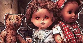 Valóra vált rémálom: a babák figyelnek téged