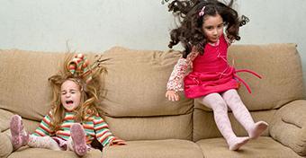 Ne mondd a gyereknek, hogy ülj le és csendben figyelj!
