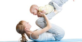 Fitnesz szülés után