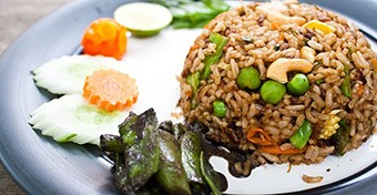 Barna rizzsel gyorsabban fogyunk