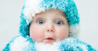 Így éld túl a telet a babával