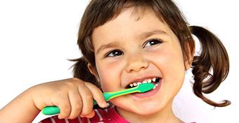 Milyen a jó gyerekfogkrém, fogkefe?