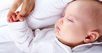 Napirend a kisbab�s csal�dban