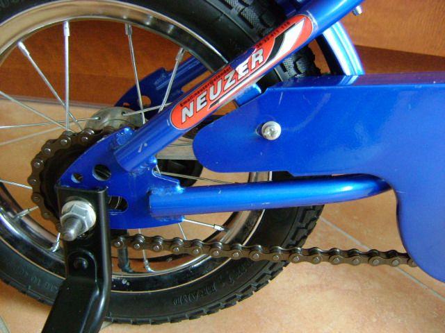 Neuzer Altrix kerékpár kisfiúknak / egyéb / Fórum