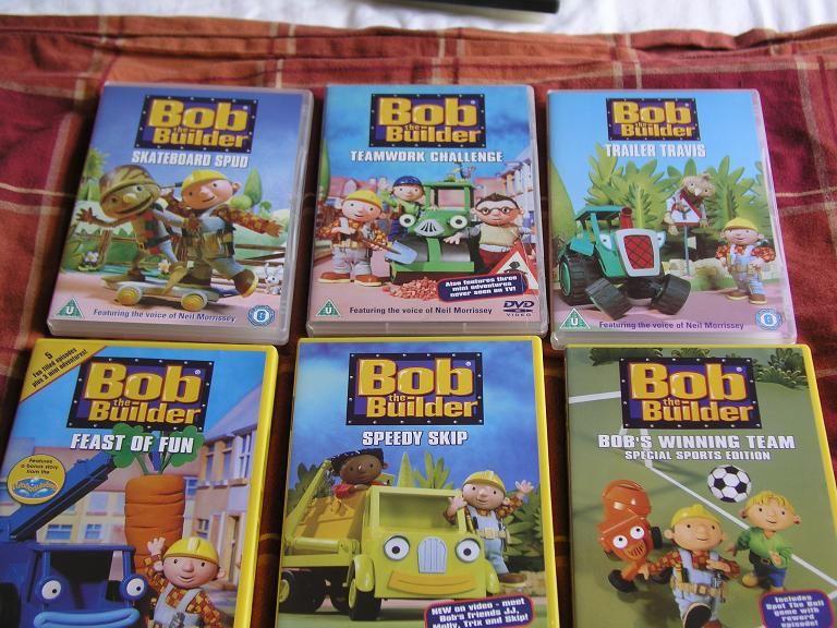 Bob The Builder Dvd Trailer Travis Dvd: DVD Vásár / Véglegesen Archivált Témák / Fórum