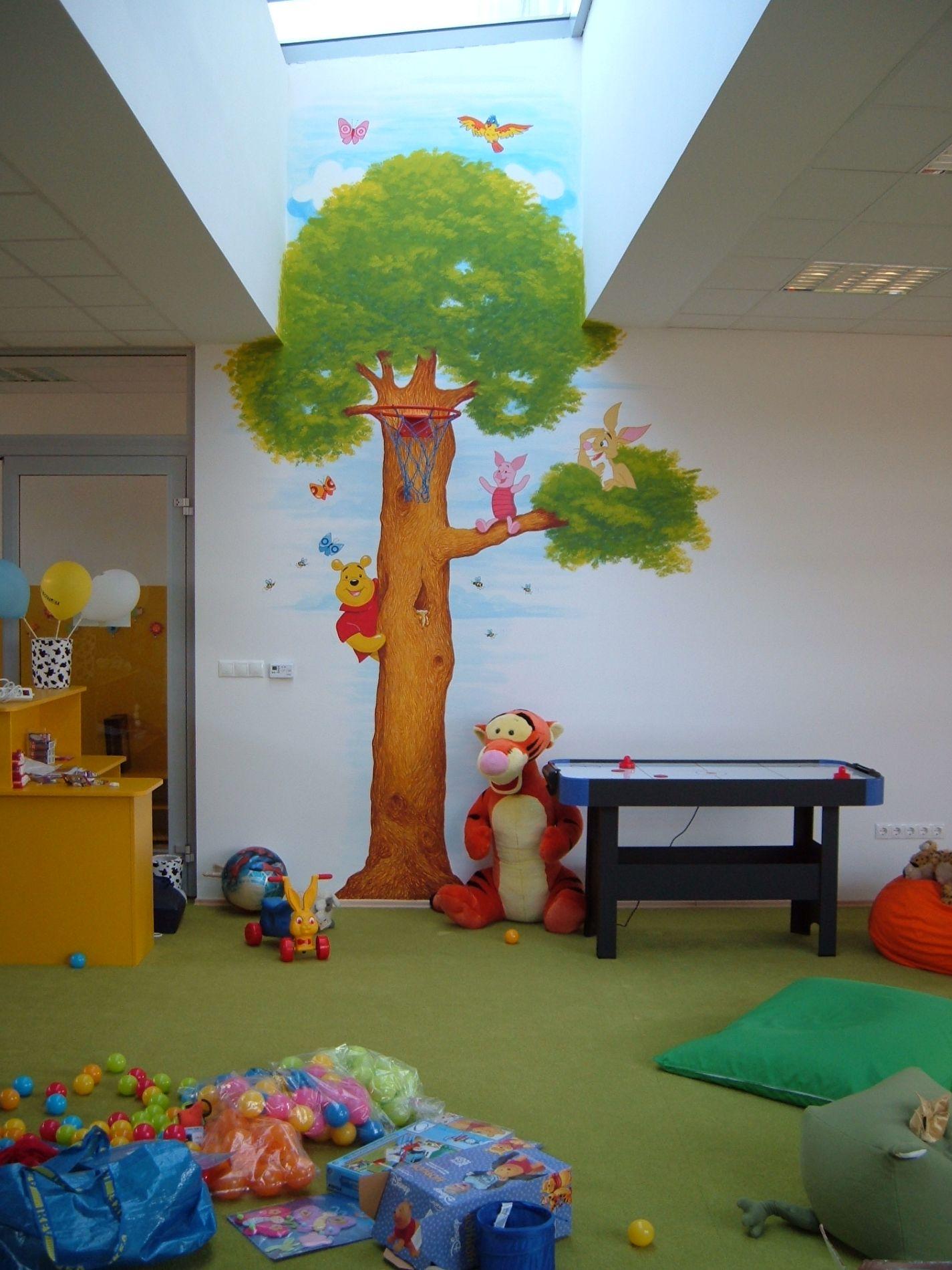 dekoráció falfestés gyerekszoba / játék / Fórum