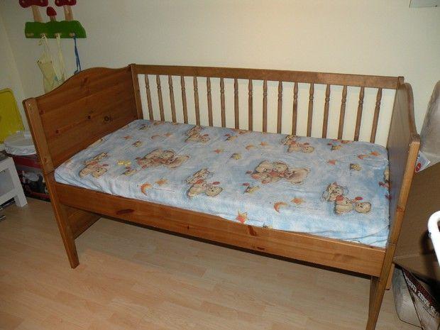 Ikea Kritter Toddler Bed Review ~ Ikea Leksvik Diktad használt kiságy eladó  gyerekágyak  Fórum