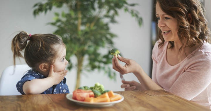 Itt a trükk, ha a gyerek nem hajlandó zöldséget enni