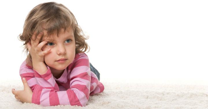 26 dolog, amit egy kisgyerek akar - de nem kaphat meg