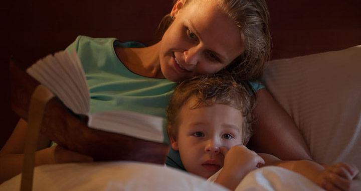 A mese 10 pozitív hatása a gyerekre