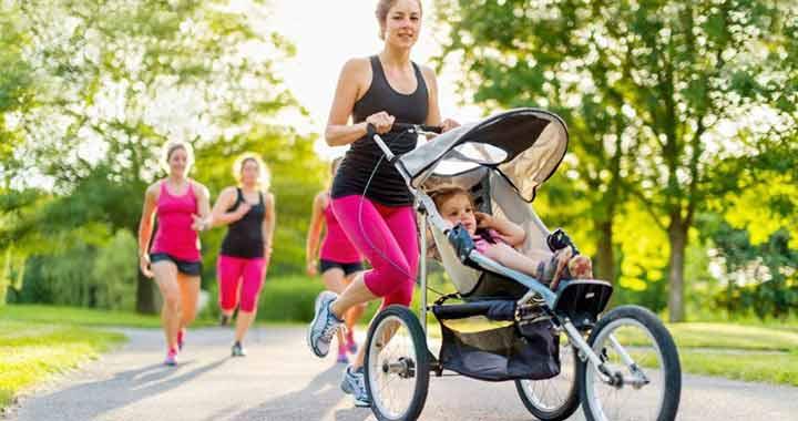 Futás szülés után? 5+1 tipp az olimpikontól!