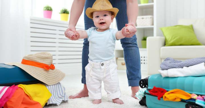 9 fontos mérföldkő a baba életében