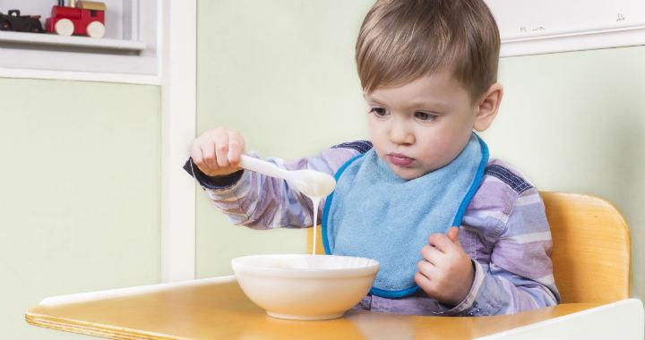 A személyiségtípustól függ, mit eszik szívesen a gyerek