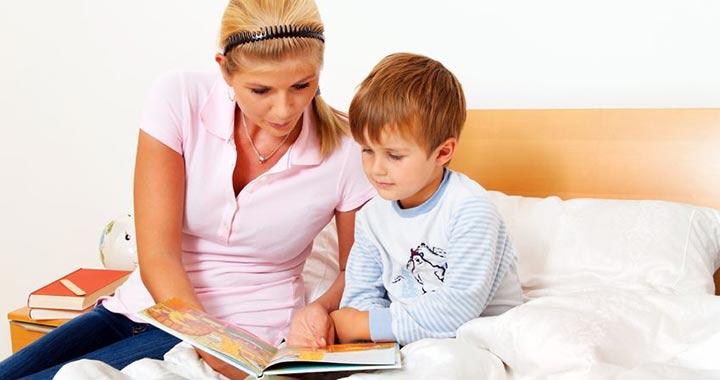 Meddig kell a gyereknek mesét olvasni? Vekerdy válaszol