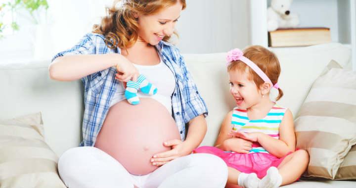 Ez�rt sokkal k�nnyebb a m�sodik terhess�g