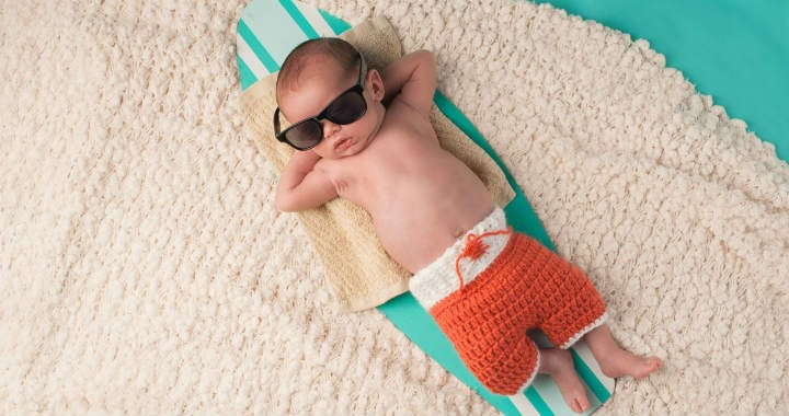 Mekkora hőség nem árt a babának?