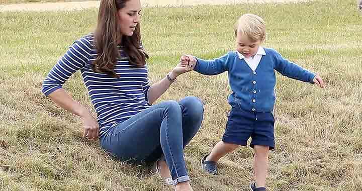 Miért nem vehet fel György herceg hosszúnadrágot?