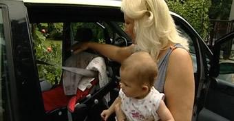 Kismama: Így autózz a babával