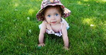 Erre vigyázz, ha a földre teszed a babát