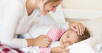 Anya hangja hatékonyabb, mint a füstriasztóé