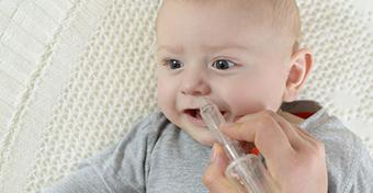 Megfázott a baba: kezelési tippek