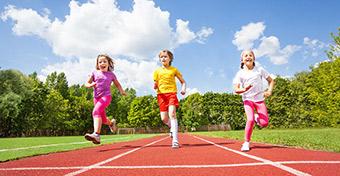 Ha sokat mozog a gyerek, később nem lesz depressziós