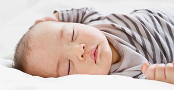 Mi kell ahhoz, hogy jól aludjon a baba?