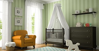 Ilyen legyen a baba szobája! - ahogy egy építész látja