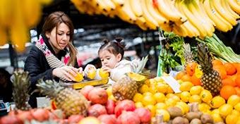 C-vitamin gyerekeknek: mennyit és miből?