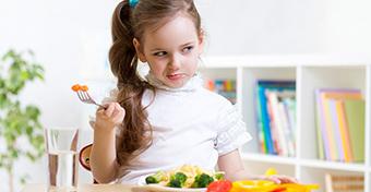 Nem fejlődik a gyerek rendesen, ha ilyen étrenden van