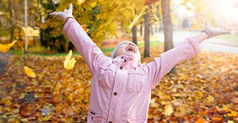Az őszi nyavalyáktól így óvhatod meg a gyereket