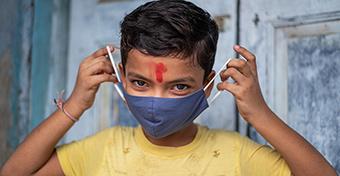 UNICEF: Milliókkal nőhet az alultáplált kisgyerekek száma a COVID miatt