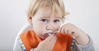 Az 1-3 éves korú gyermekek táplálása