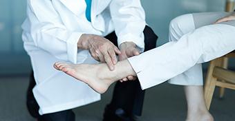 Így jelezhet a láb, ha gond van az egészségünkkel