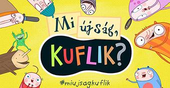Debütált a YouTube-on a Kuflik második évada