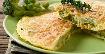 Sajtos brokkoli falatkák - Recept