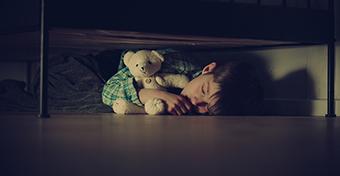 A gyermekkori szeretethiány az agy méretére is kihat