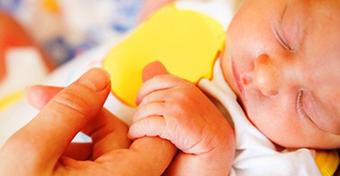 Kisokos az újszülött babához