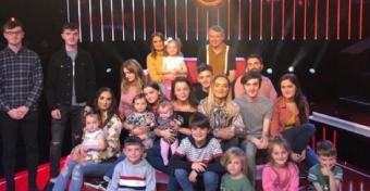 22 gyereke van a párnak, most újra bővül a család