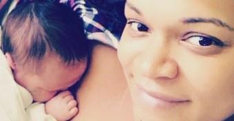 Megszületett az Irie Maffia énekesnőjének második gyermeke