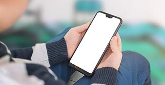 Minden ötödik óvodásnak van saját okostelefonja