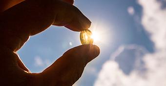 Nagyobb a COVID-fertőzésre való fogékonyság D-vitamin-hiány esetén