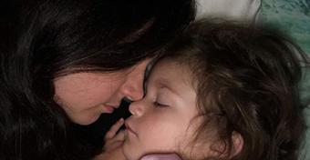 Csodálatos lecke megbocsátásból egy 3 éves kislánytól