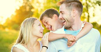 Békés szülő, boldog gyermek: a békésebb szülővé válás 3 titka