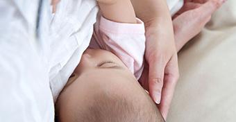 A szoptatás védi a szívet is