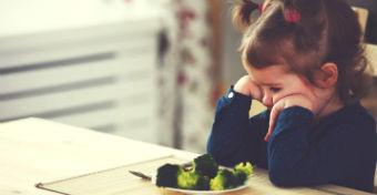 Mit tehetsz, ha rossz étvágyú a gyerek?