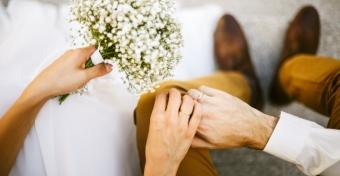 A nyolcvanas évek óta nem kötöttek annyi házasságot, mint tavaly