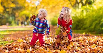 6 kreatív családi elfoglaltság őszi napokra