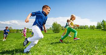 Ezért veszélyes, hogy kevesebbet mozognak a mai gyerekek